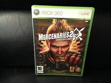 Mercenaries 2: World in Flames, Xbox 360 Game, Trusted Ebay Shop