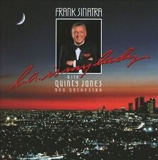 L.A. Is My Lady by Frank Sinatra (CD, Apr-2010, Universal)