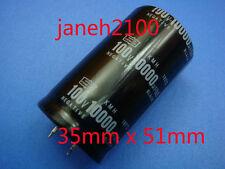 1P NEW NIPPON 100V 10000UF 105ºc Electrolytic Capacitor 35mmX51mm B94