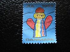DANEMARK - vignette 1969 obl (A9) denmark
