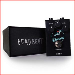 WET DREAMS Analog Chorus Effect Pedal by Deadbeat Sound