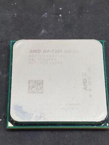 AMD A4-7300 Series FM2 Socket 3.8GHZ Dual Core, 2 threads, 1Mb L2 cache ZS E45
