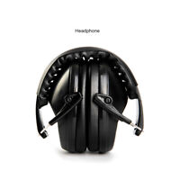 US Folding Noise Cancelling Ear Muffs Shooting Hearing Protection Headphone BLK