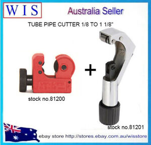 """2 in 1 Copper Tube Pipe Cutter,1/8 to 1 1/8"""" O.D.Plumbing copper Tool"""