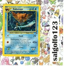 Kabutops Rare Holo Pokemon Card 6/75 Good Condition