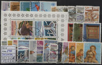 Svizzera - 1987 - Annata di Posta Ordinaria - completa - usata