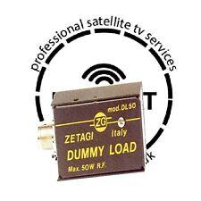 Radio CB émetteurs-récepteurs Zetagi DL50 50 W Charge Fictive