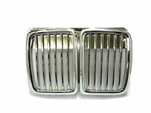 3-Series E30 1982-1994 2D/4D/5D M3Look GRILLE/GRILL Chrome for BMW