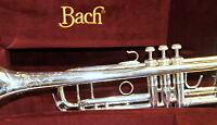 """NEW"" BACH Stradivarius 50th Anniversary 190S37 Trumpet / Store model in stock"