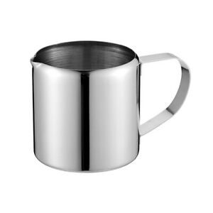 Stainless Steel Coffee Latte Pitcher Expresso Cappuccino Maker Club DIY 10oz
