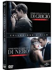 50 CINQUANTA SFUMATURE DI GRIGIO E NERO (2 DVD) Dakota Johnson