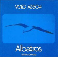 CD ALBATROS Volo AZ 504 (TOTO CUTUGNO)