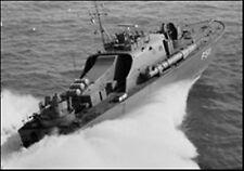 VOSPER BRAVE BORDERER, britisches Motor Torpedoboot. Bauplan