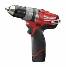 Milwaukee M12CPD-202C 12V 2.0Ah Li-Ion Fuel Cordless Hammer Drill Driver  Kit
