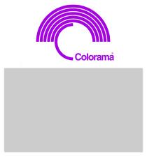Colorama DOVE GREY PVC Colormatt 9010  100cm x 130cm