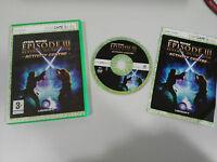 STAR WARS EPISODE III REVENGE OF THE SITH JUEGO PC DVD-ROM ESPAÑOL UBISOFT - AM