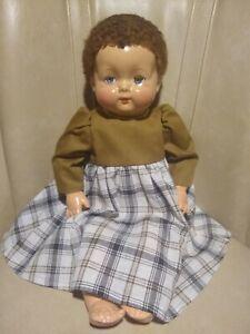 Vintage Effanbee Composition Doll