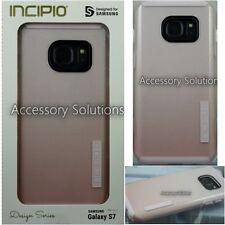 INCIPIO Samsung Galaxy S7 DualPRO GLITTER Glam Case Cover Sparkly [Design] PINK