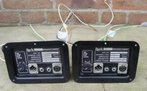 2 x Zeck PA15/3 Frequenzweiche 1000/6000hz (electro-voice )