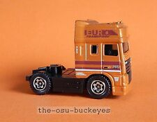 2010 Matchbox Loose DAF XF95 Space Cab Copper Euro Transport Multi Pack Exclusiv