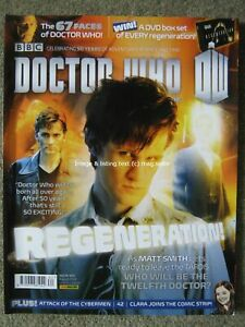 Dr Doctor Who magazine issue 462 August 2013 Richard Franklin Attack of Cybermen