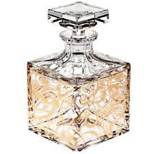 Vista Alegre Crystal Cronos Whisky Decanter