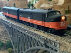 HO Scale Walthers Trainline FA FB Both Powered Diesel Locomotive NEW HAVEN new!