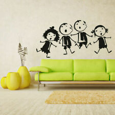 Wall Decal Vinyl Sticker Decals Kids Nursery Baby Boys Girls Group (Z1326)