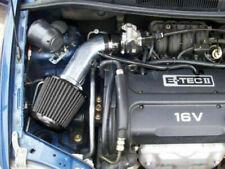 BCP BLACK 04-08 Chevy Aveo Aveo5 1.6L L4 Short Ram Air Intake Kit+ Filter