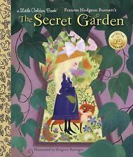 Little Golden Book: The Secret Garden by Frances Gilbert (2017, Picture Book)