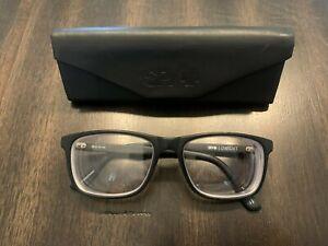 Spy Optics Dwight Matte Black 55mm Eyeglass Glasses Frames Authentic 55 18-145
