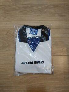 Umbro  Retro Vintage 90's Long Sleeve Training Football Shirt Size XL NEW BRAND