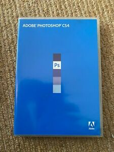 Adobe CS4 Photoshop - PC - UPGRADE DISK