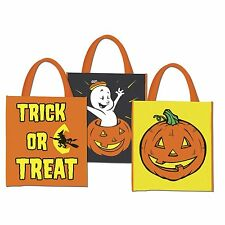 "Halloween Treat Bags, 12"" x 14"", (12 Bags)"