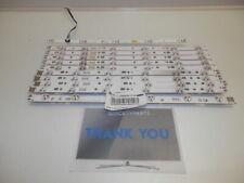 Samsung UN40FH6030FXZA TS01 LTJ400HV11-V Replacement LED Backlight Strips (10)
