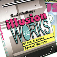 Illusion Works Volumes 1 & 2 by Rand Woodbury