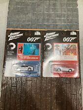 JOHNNY LIGHTNING JAMES BOND 007 TOYOTA 1967 2000GT ONLY LIVE TWICE/ 2 Pack