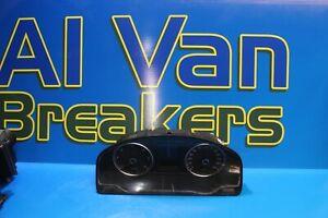 VW TRANSPORTER 2012 euro5 T5 INSTRUMENT CLUSTER 7E0920960E /