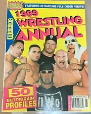 Val Venis & Chavo Guerro Jr. + Others Autographed 1999 Pro Wrestling Magazine