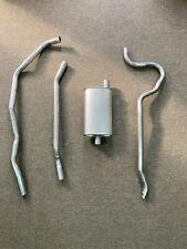 1967, 1968, 1969, 1970, 1971 Dodge Dart 6 Cylinder Exhaust System