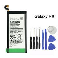 Original Battery EB-BG920ABE 2550mAh For Samsung Galaxy S6 SM-G920 + FreeTools
