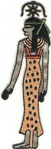 Égyptien Mythologie Déesse De Écriture Seshat Brodé à Repasser à Coudre Patch