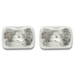 Sylvania Long Life High Beam Low Beam Headlight Bulb for Oldsmobile Cutlass bw