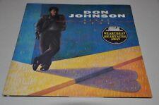 Don Johnson - Heartbeat - Pop 80er - Album Vinyl Schallplatte LP