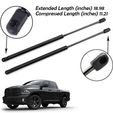 2x Front Hood Gas Lift Support Struts Spring Shock For Dodge Ram1500/2500/3500