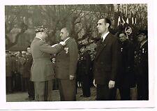 63 CLERMONT FERRAND ANCIENNES PHOTOS GENERAL PASTEUR 11 NOVEMBRE 1955