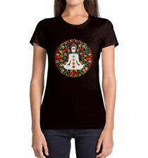 Chakra Petal Mandala Yoga Meditation Women's T-Shirt