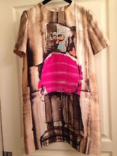 MARNI Dress Abstract Print 38