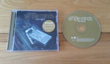 Simple Minds Neon Lights 2001 CD Album WK55944 Electro Synth Pop Rock