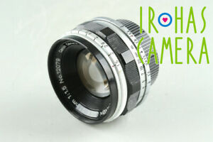 Canon 35mm F/1.5 Lens for Leica L39 #36306C2